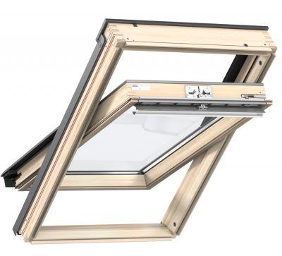 Manuelle Bedienung dachfenster schwingfenster velux ggl gzl aus holz