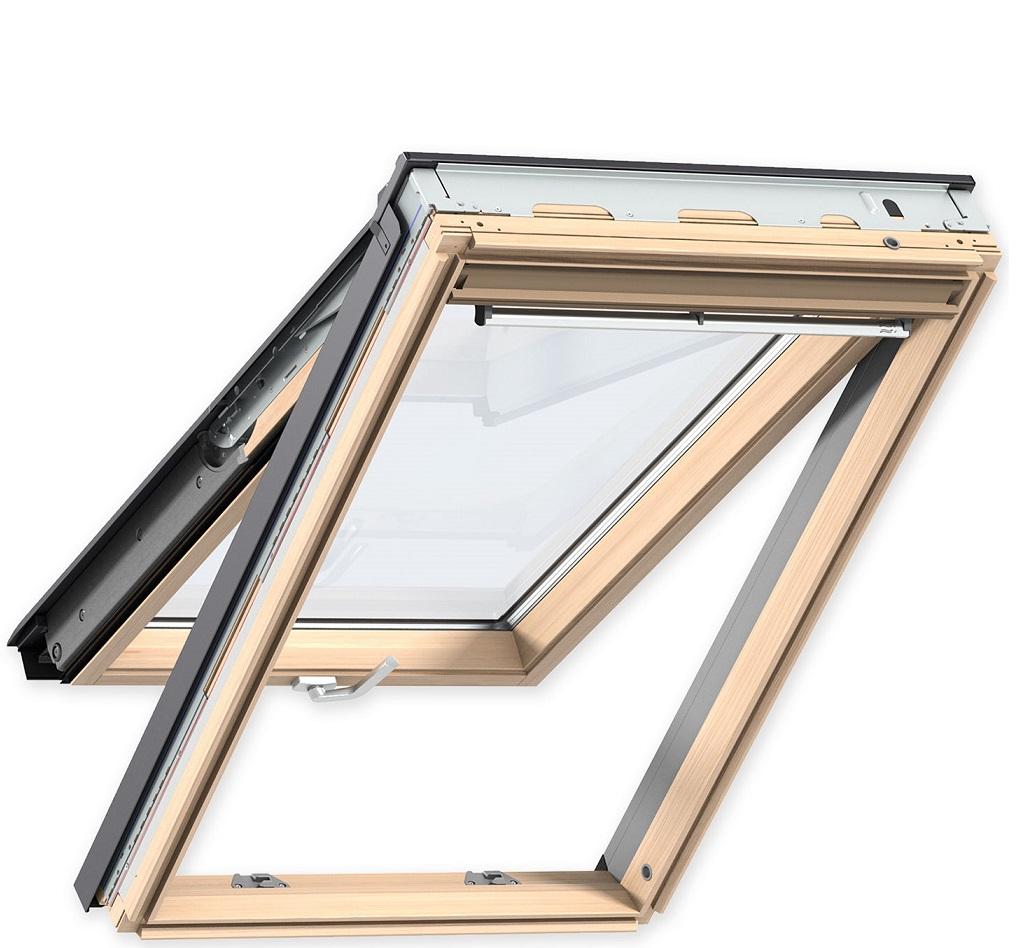 dachfenster velux gpl 3066 energie plus klapp schwing fenster aus holz dachmax dachfenster shop. Black Bedroom Furniture Sets. Home Design Ideas