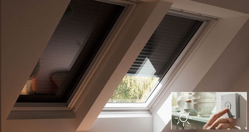 velux elektro rollladen sml 0000s solar rollladen ssl integra au enrollladen ebay. Black Bedroom Furniture Sets. Home Design Ideas
