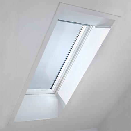original roof window velux plastic glu ggu 2 3 compartment shutter flashing ebay