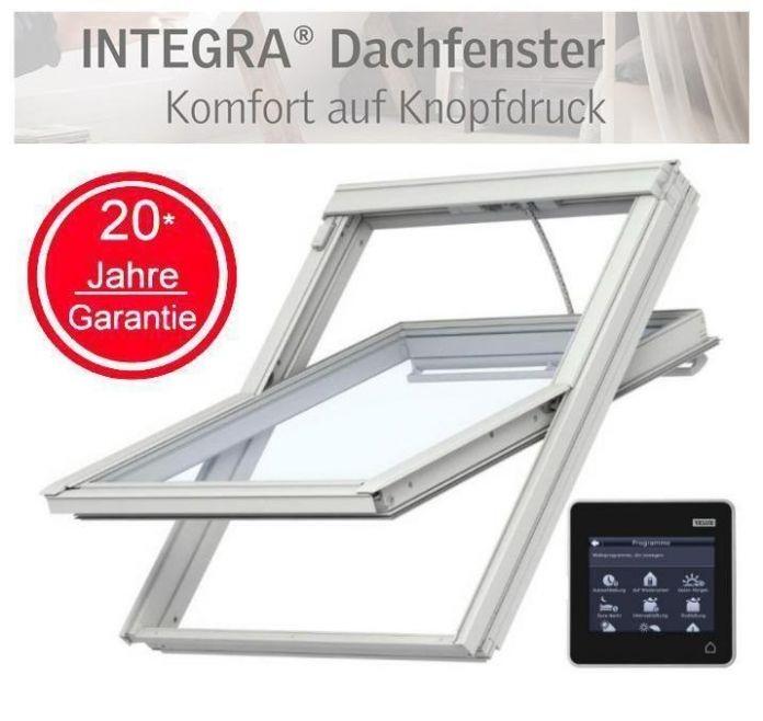 velux integra dachfenster elekrtofenster aus holz GGL GLL